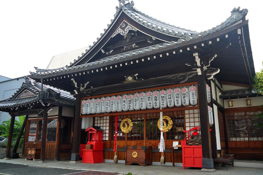 粟嶋堂(宗徳寺)の写真素材