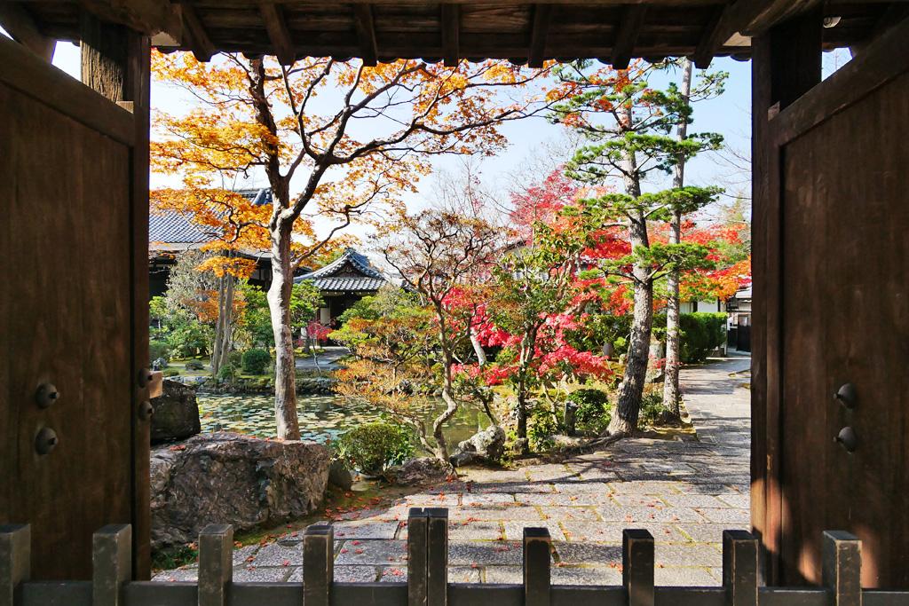 牧護庵(南禅寺)の写真素材