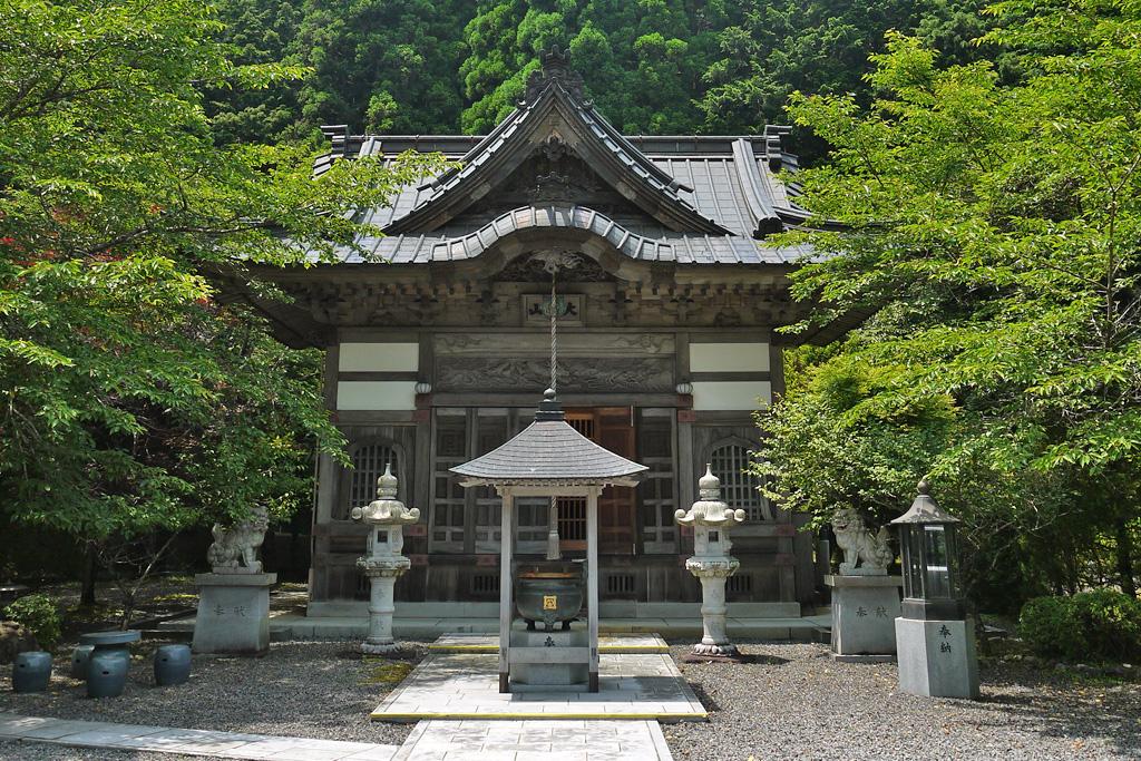 大黒山北寺の写真素材