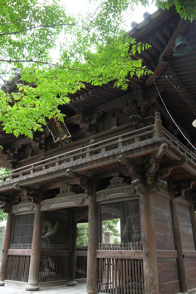 檀王法林寺の写真素材