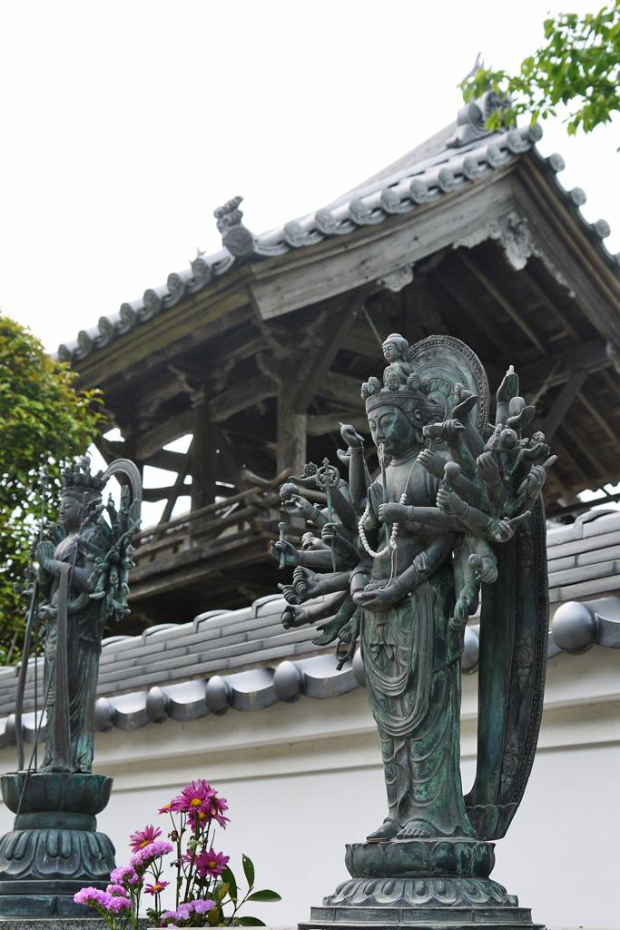 洞玄寺の写真素材