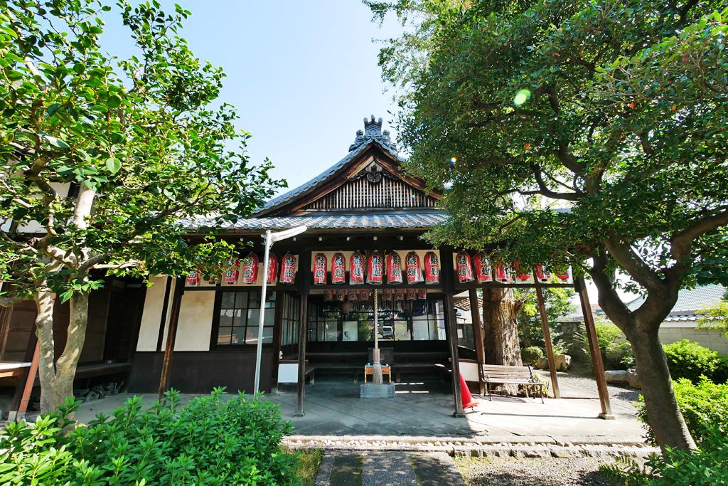 慧光寺の写真素材