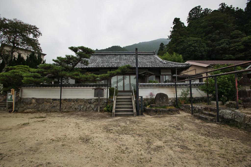 水尾の円覚寺の写真素材