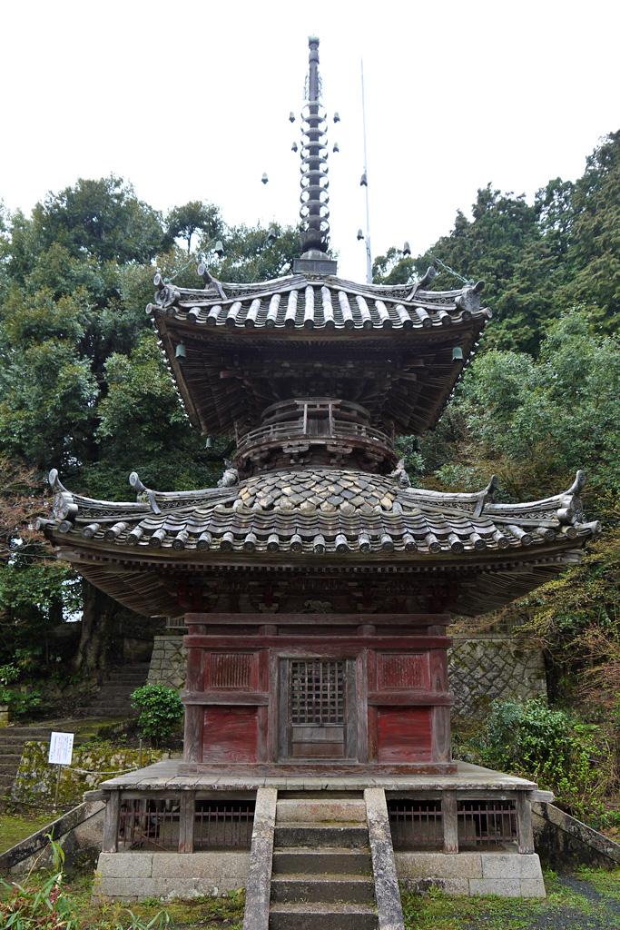 西舞鶴 円隆寺の写真素材