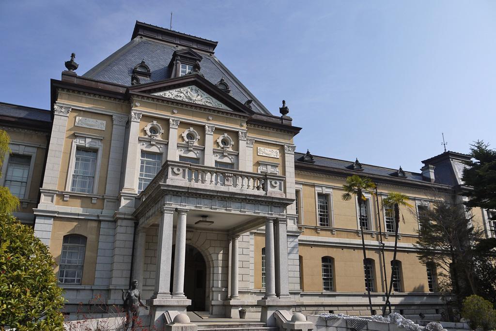 京都府庁旧本館の写真素材