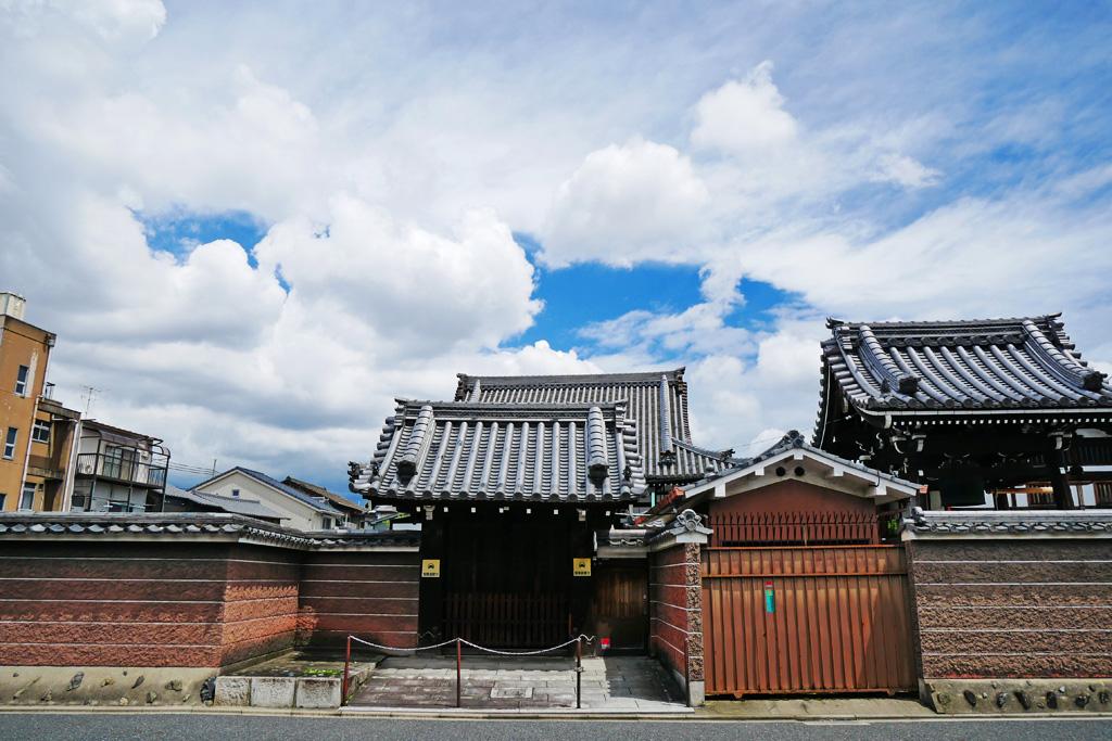 福田寺の写真素材