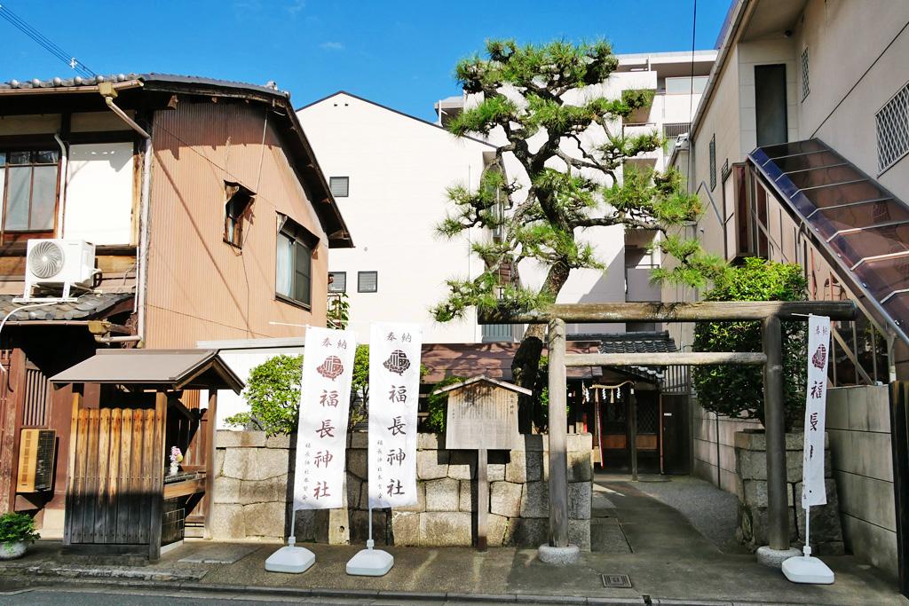 福長神社の写真素材