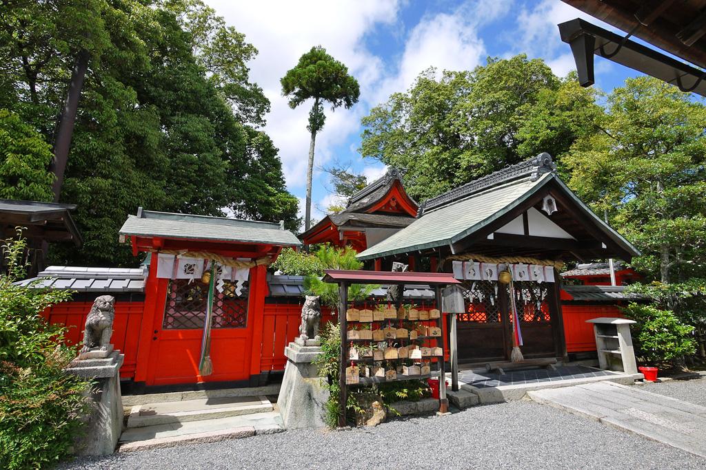 福王子神社の写真素材