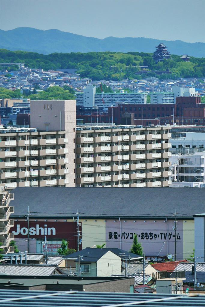伏見桃山城の写真素材