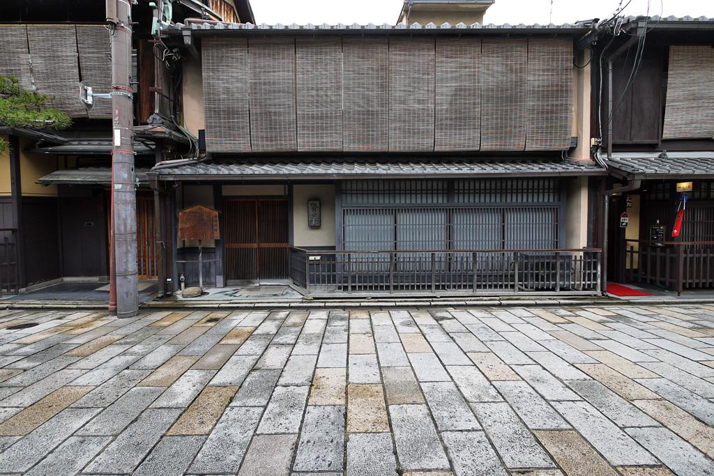 祇園の写真素材
