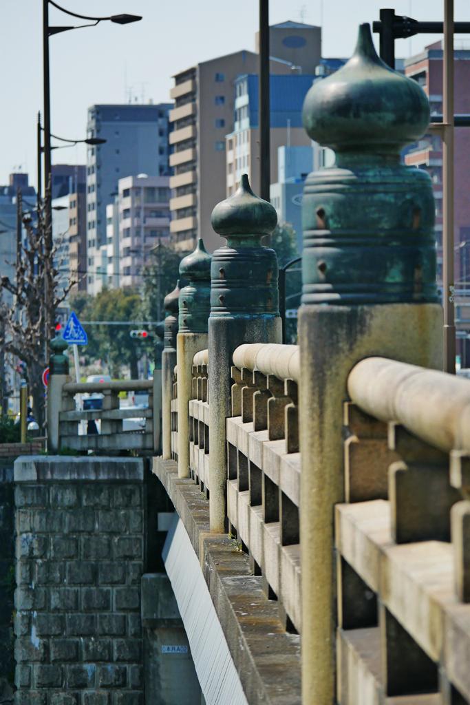 京都の五条大橋の写真素材