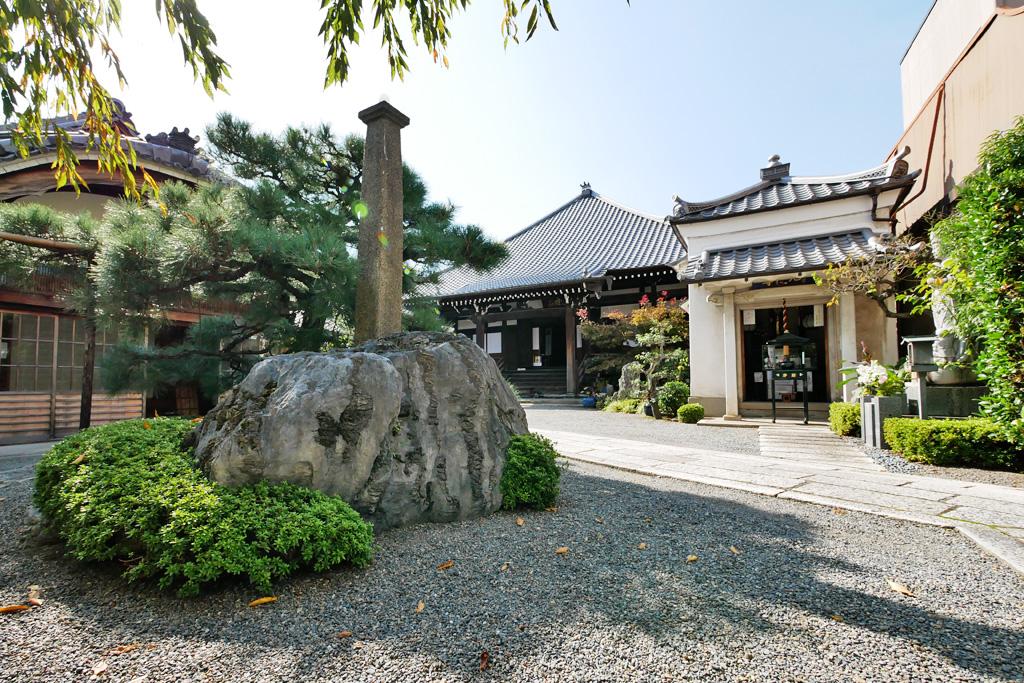 護念寺の写真素材