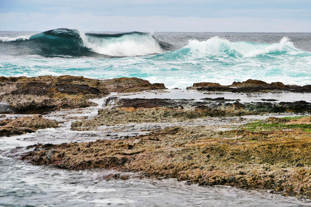 五色浜の写真素材