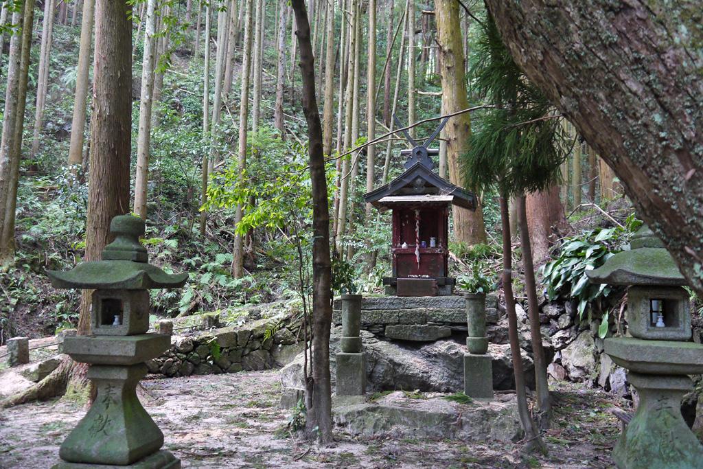 八王子神社の写真素材