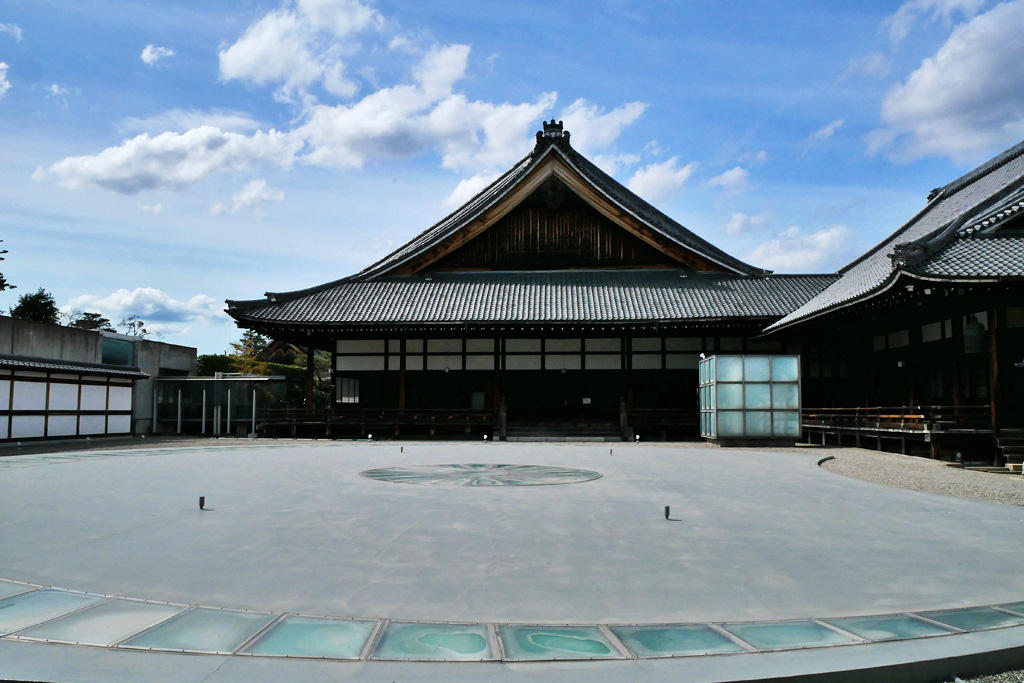 東本願寺のの写真素材