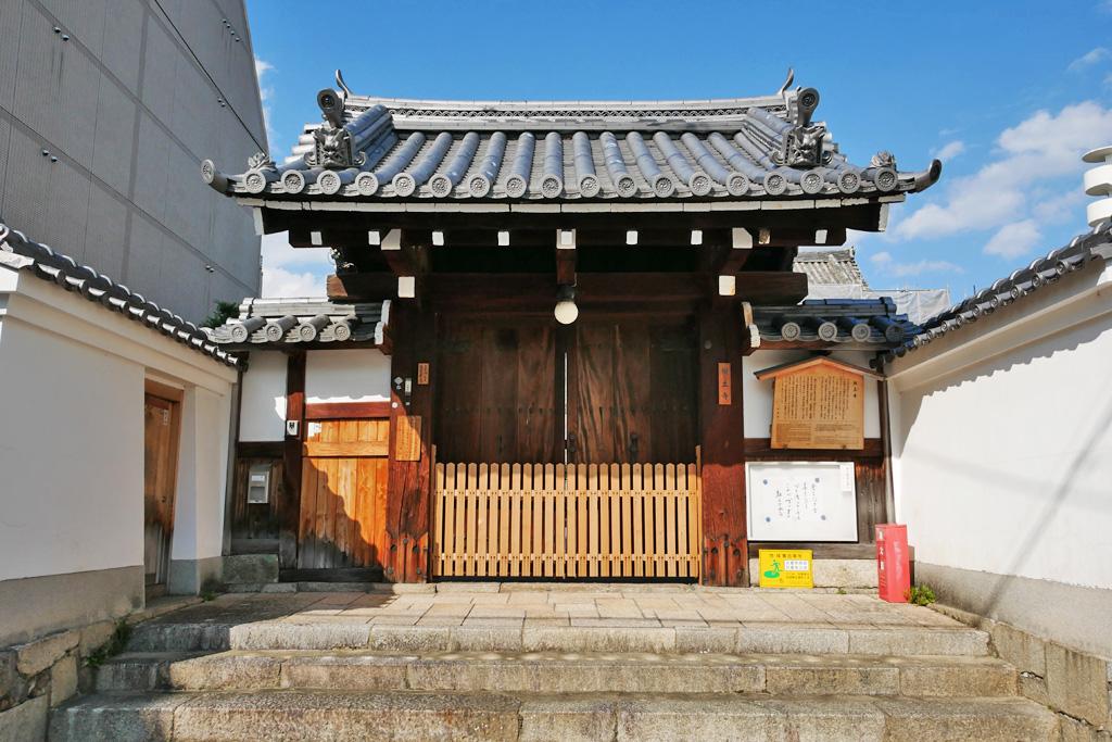 報土寺の写真素材