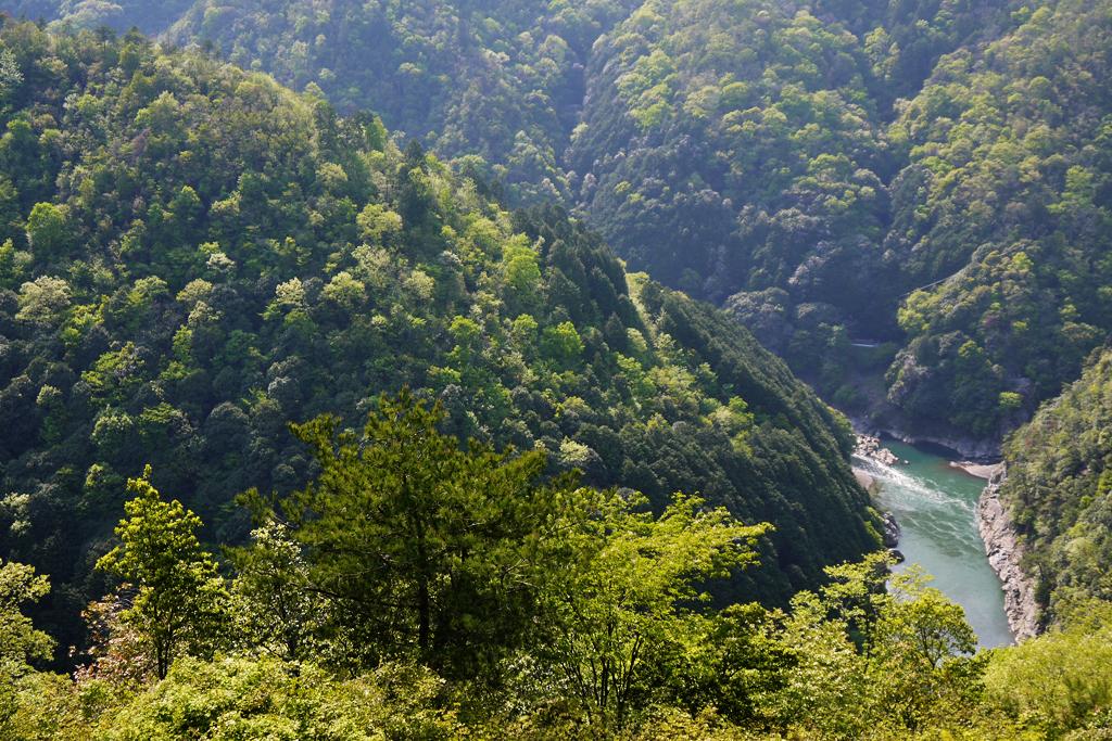 保津川の写真素材