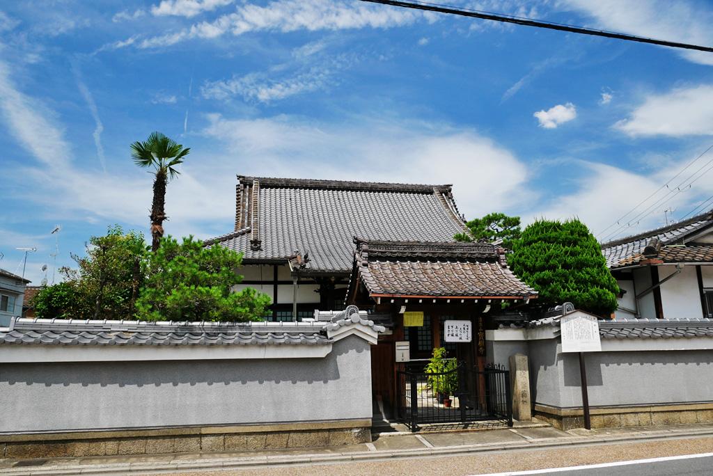 宝樹寺の写真素材
