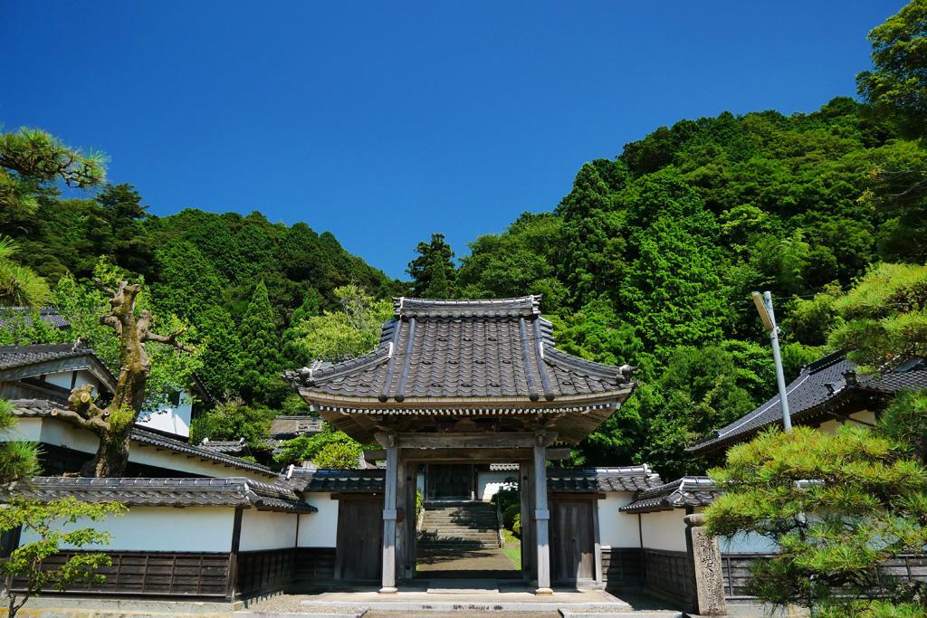 本願寺(久美浜町)の写真素材