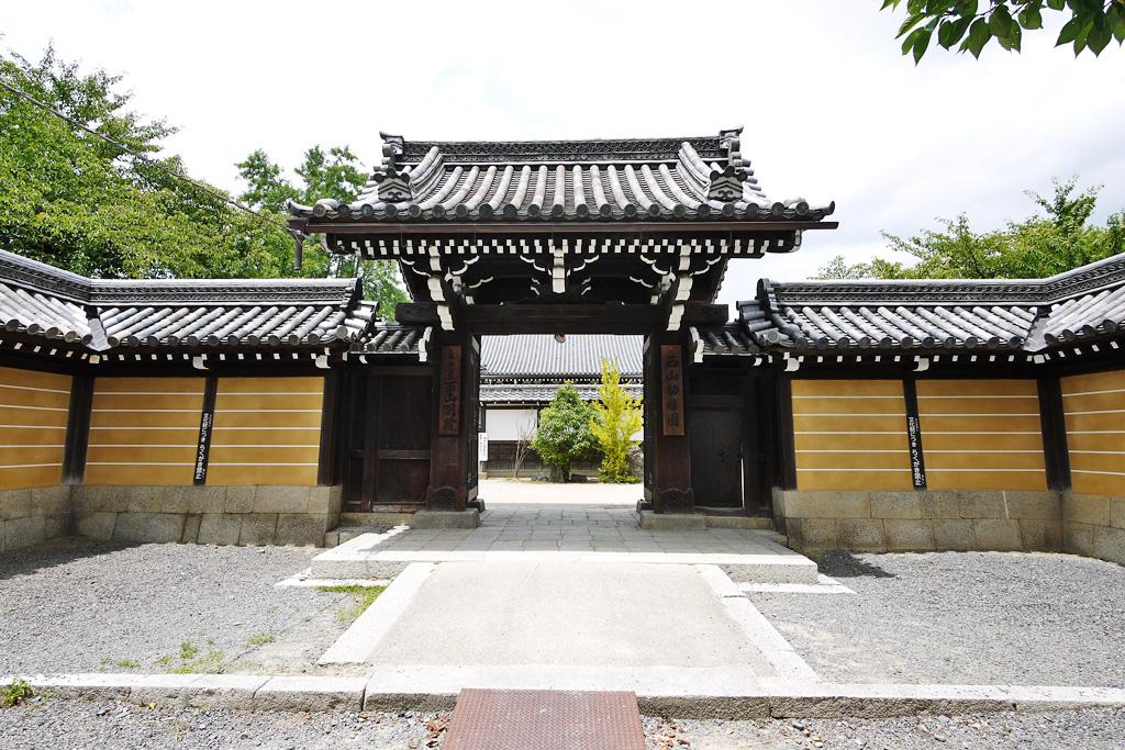 西本願寺西山別院の写真素材