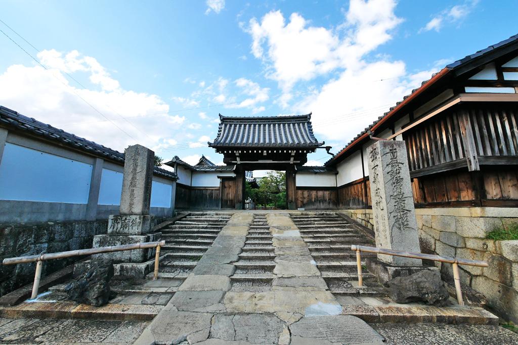 本寿寺の写真素材