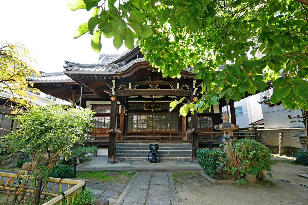 伏見 本教寺の写真素材