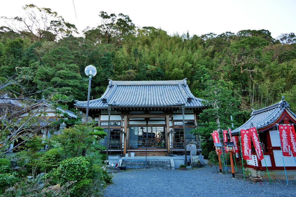 本妙寺(八幡市)の写真素材