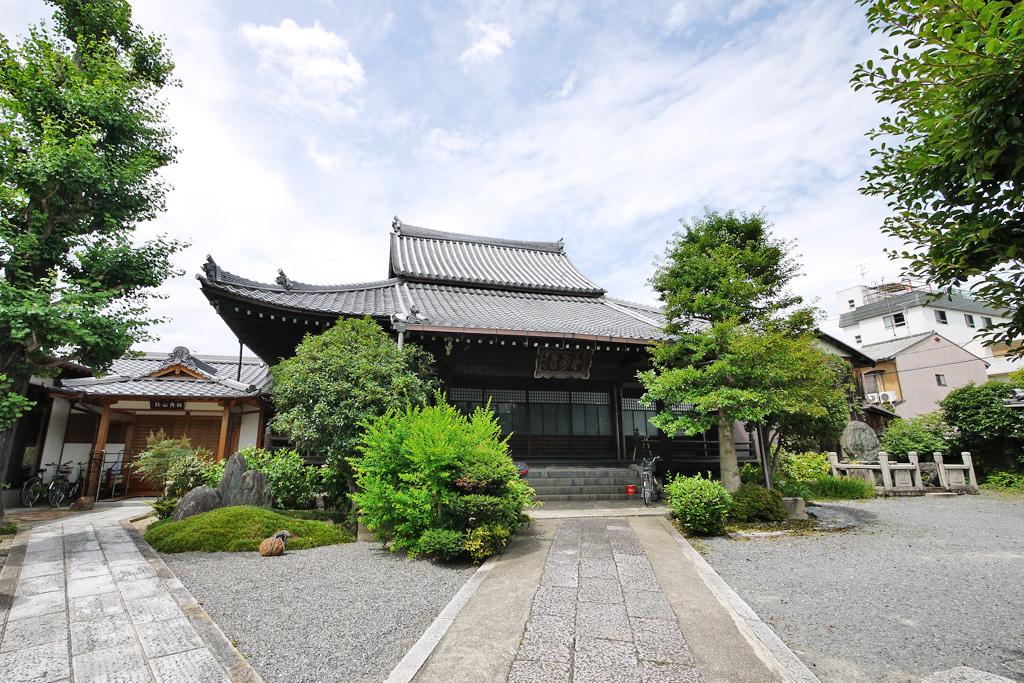 本妙寺(左京区)の写真素材