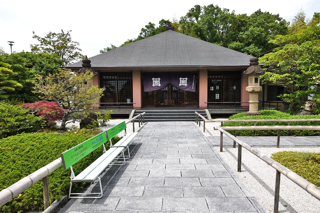 本栖寺の写真素材