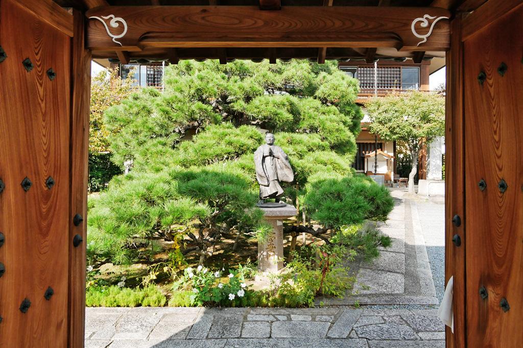 本昌寺の写真素材