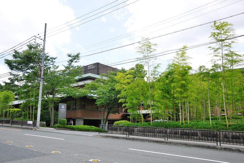 ハイアットリージェンシー京都の写真素材