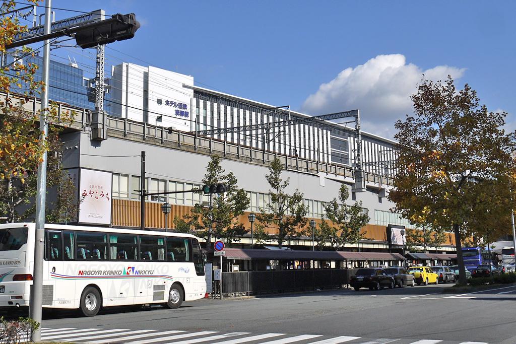 ホテル近鉄京都の写真素材