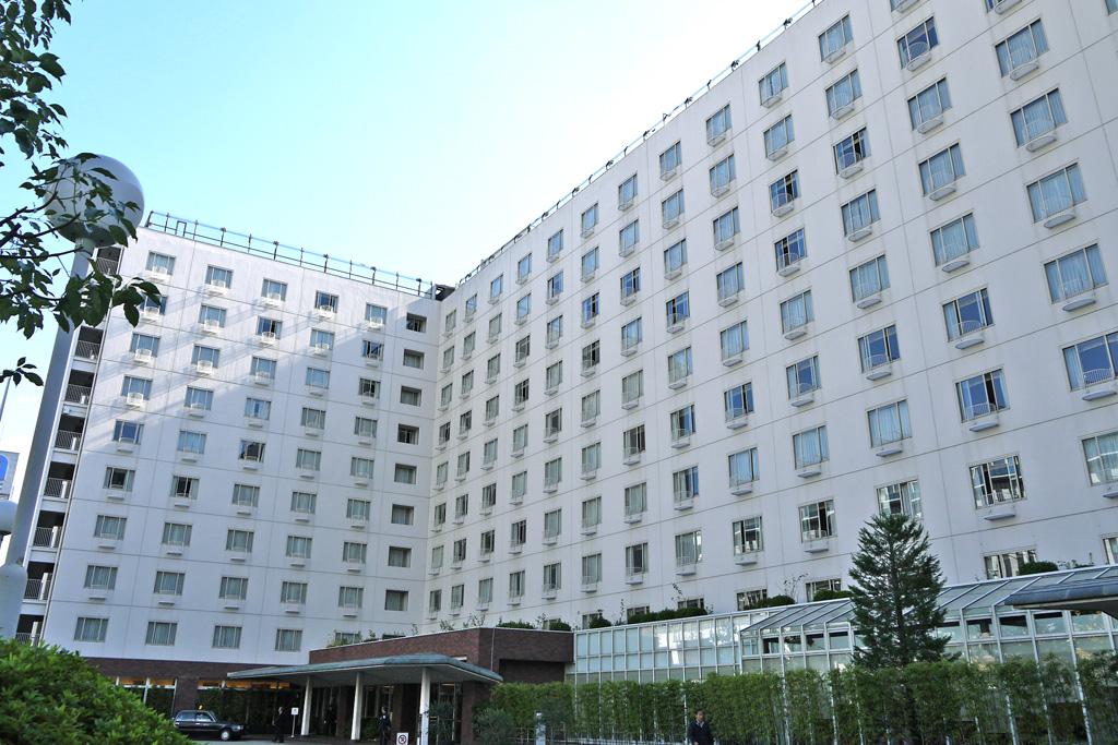新・都ホテルの写真素材
