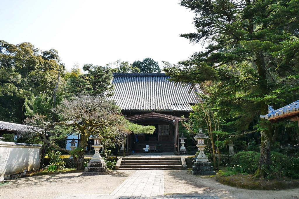 一言寺の写真素材