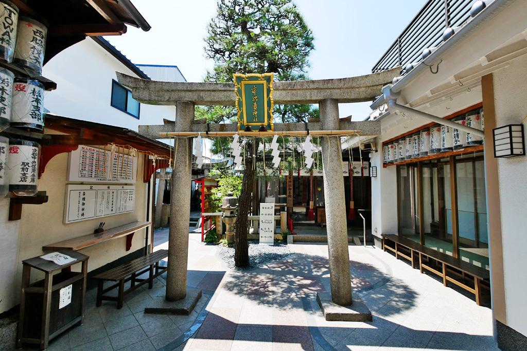 市比賣神社の写真素材