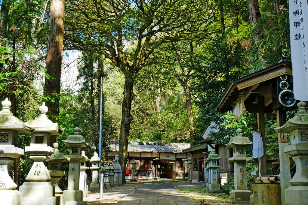 市辺天満神社の写真素材