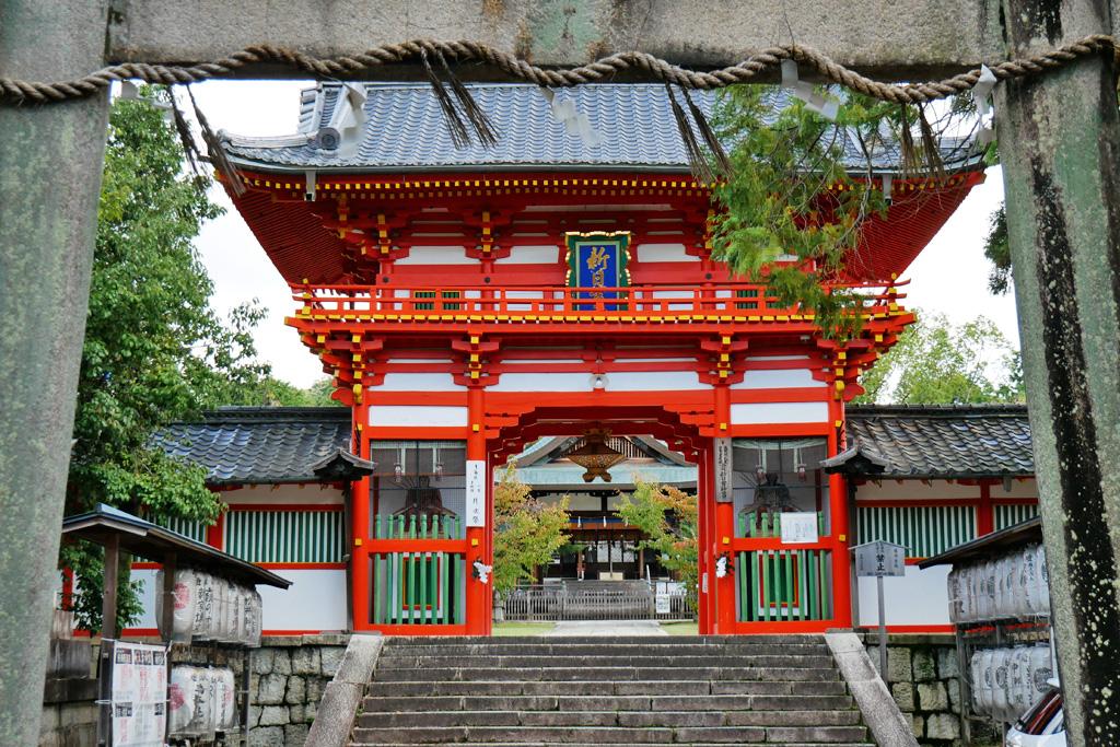 新日吉神宮の写真素材