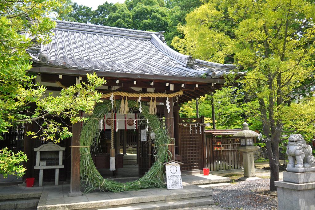 新熊野神社の写真素材
