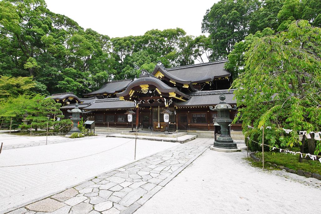 今宮神社の写真素材