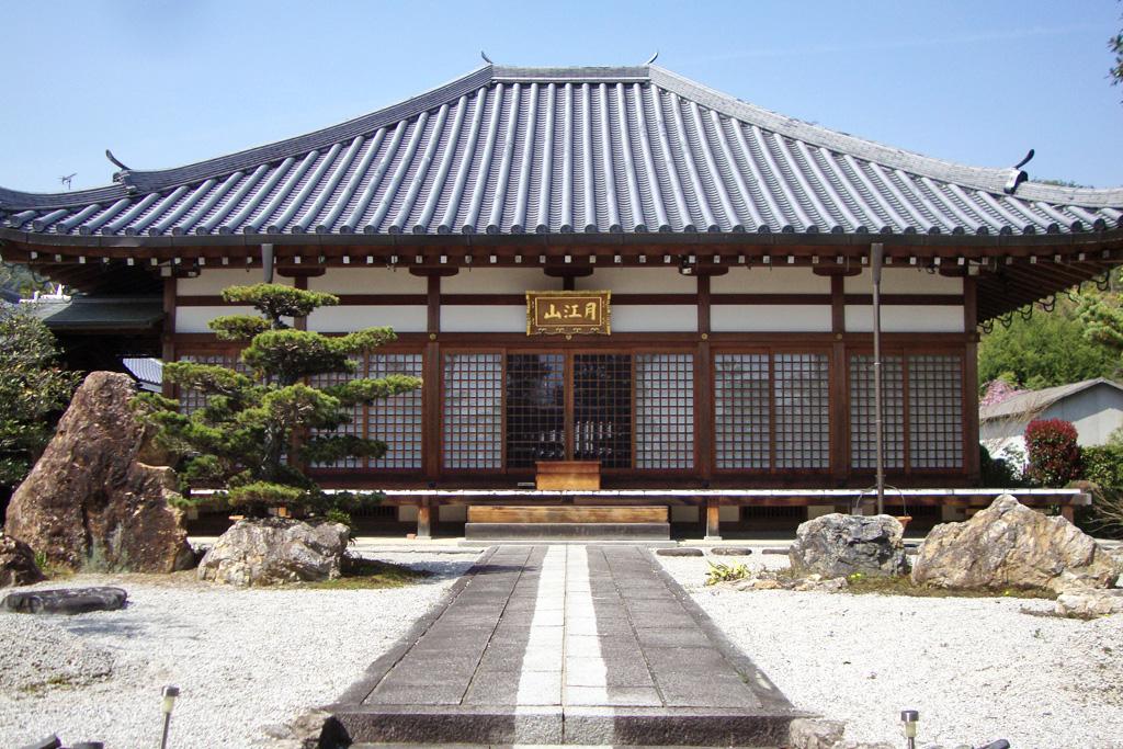 印空寺の写真素材