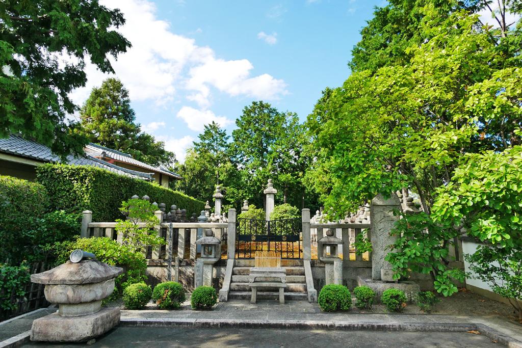 実報寺の写真素材