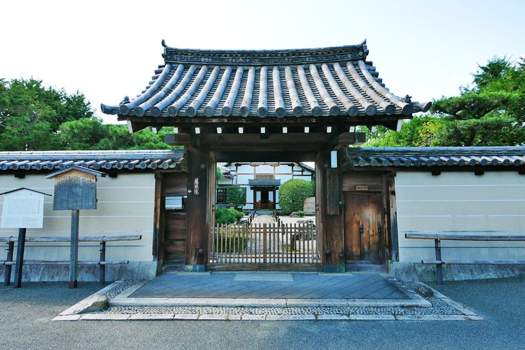 相国寺 慈照院の写真素材