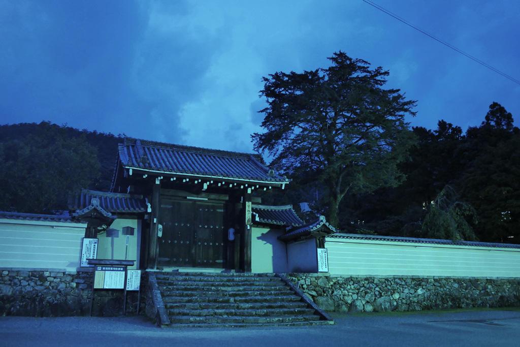 岩倉 実相院の写真素材