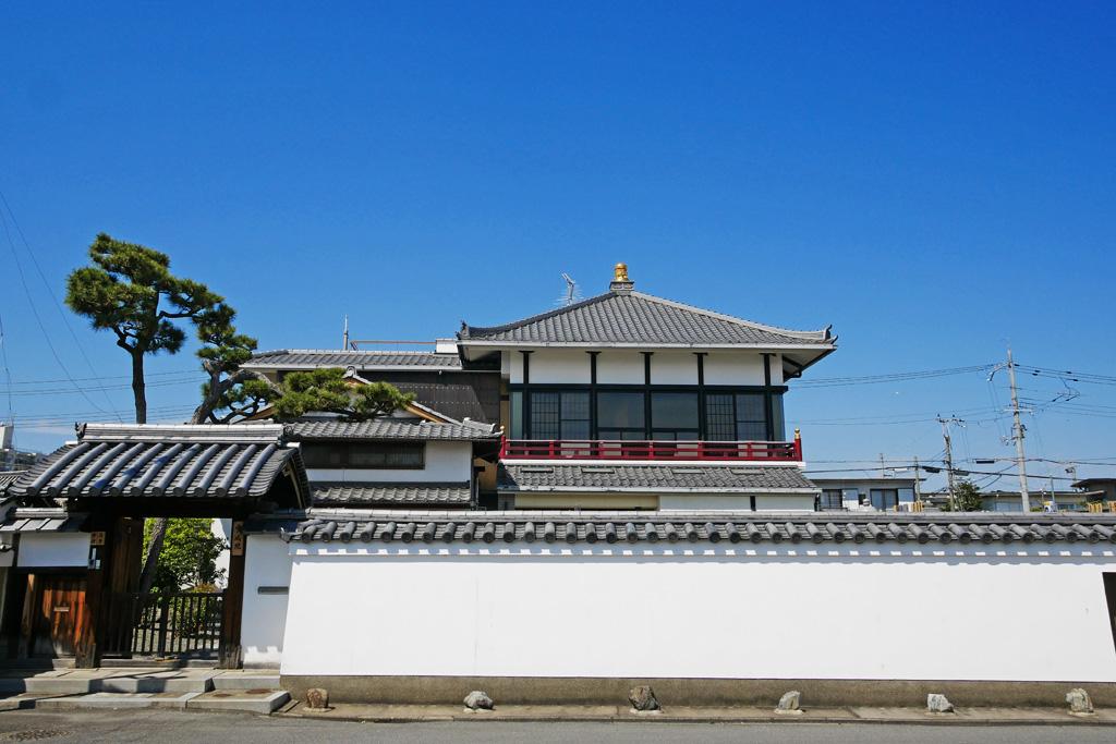 妙顕寺 實成院の写真素材
