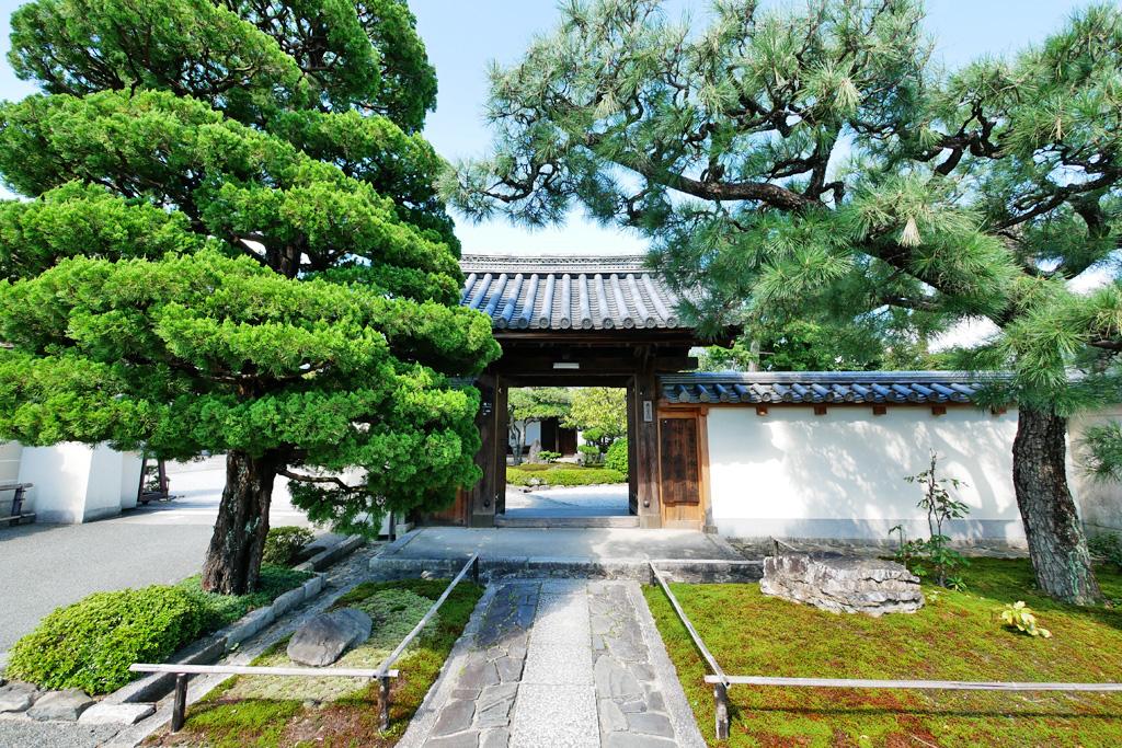 相国寺 慈雲院の写真素材