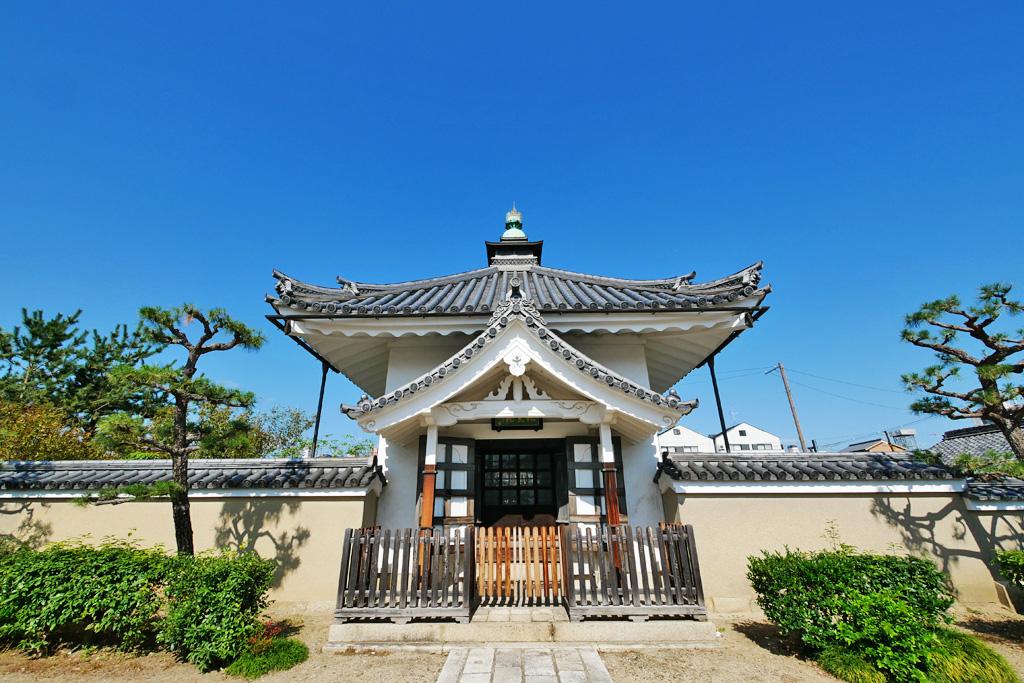 浄福寺の写真素材