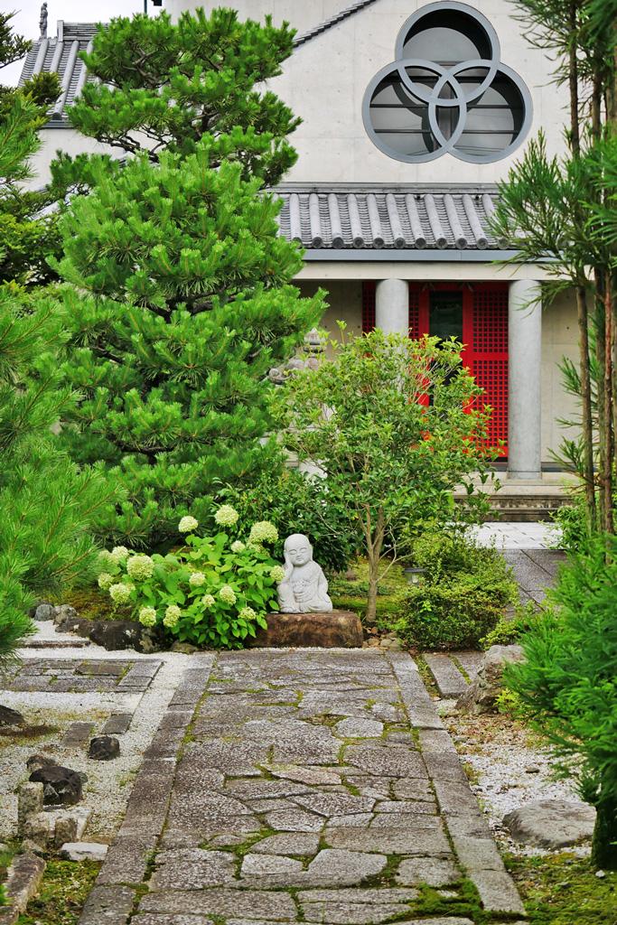 十念寺の写真素材
