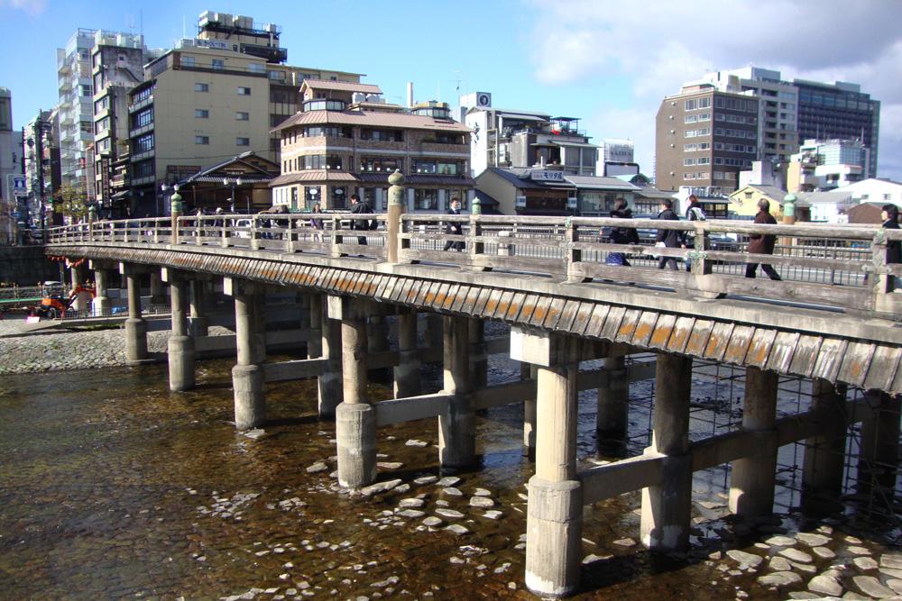 京都 鴨川の写真素材素材