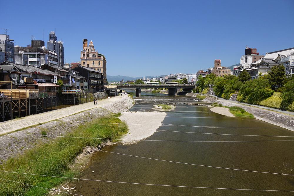 京都 鴨川の写真