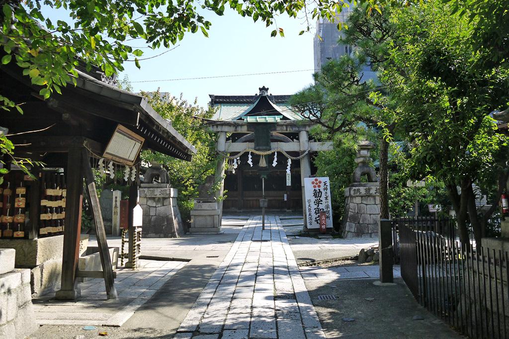 菅大臣神社の写真素材